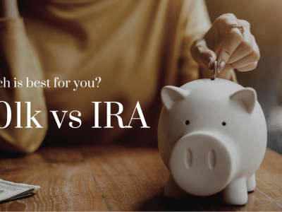 IRA or 401k