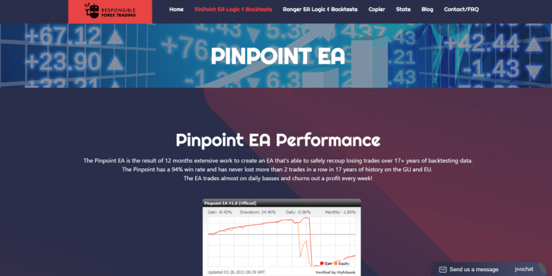 Pinpoint Review