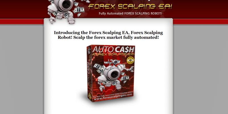 Forex Scalping EA