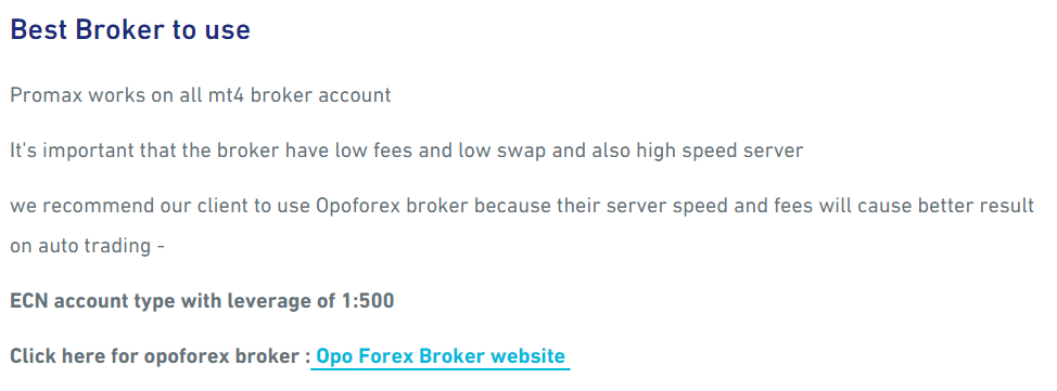 best broker to use