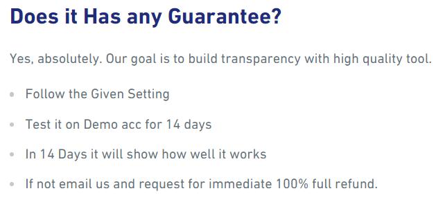 Does it has any guarantee