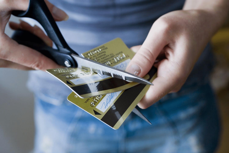 Reduce credit card spending