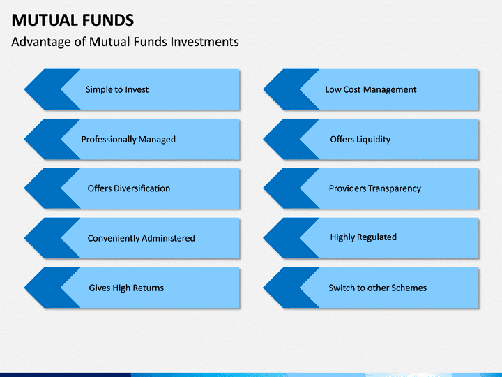 Advantage of mutual funds investments