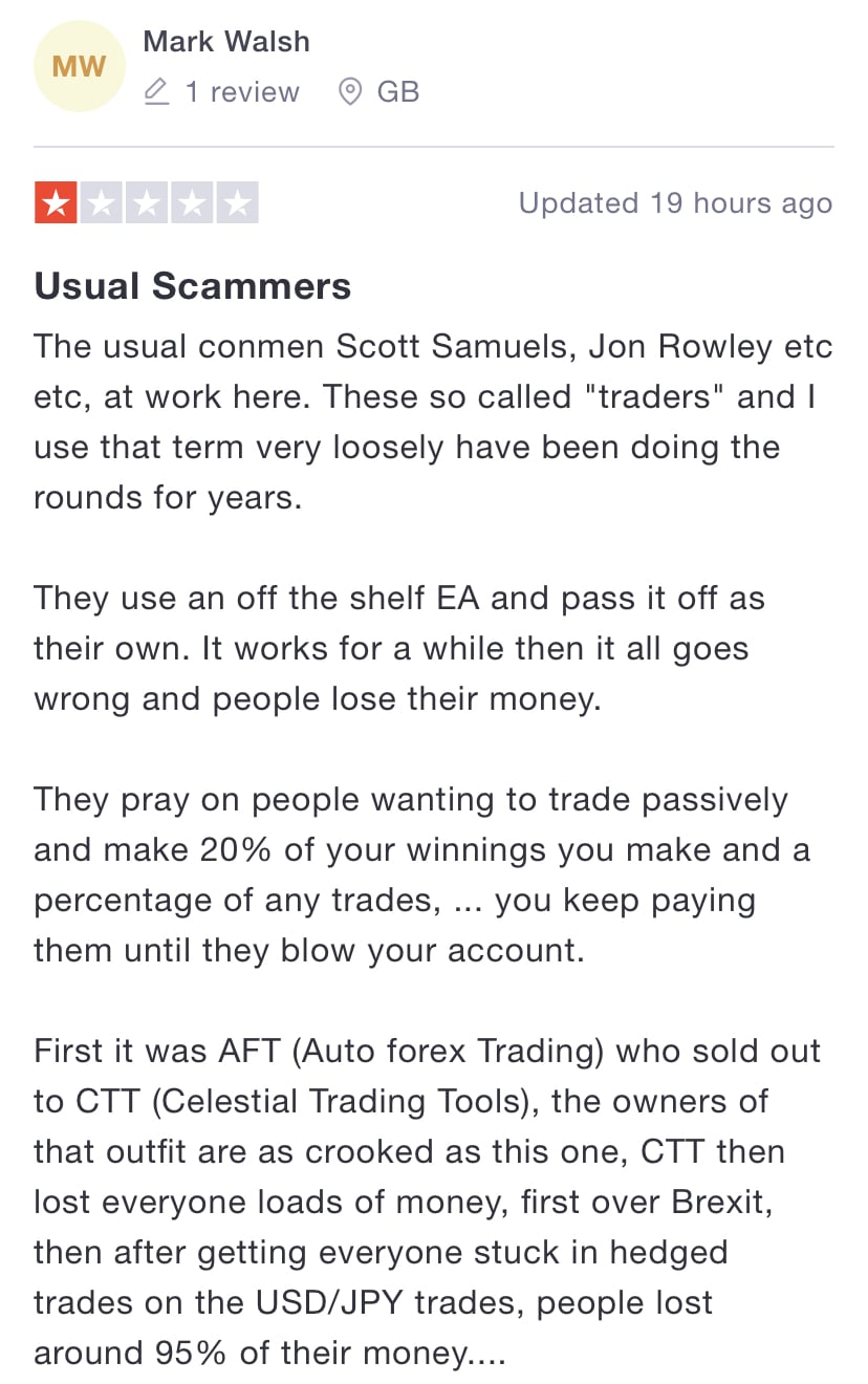 Sirius EA customer reviews