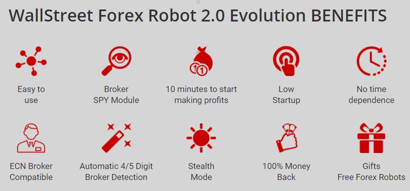Wall Street Forex Robot benefits