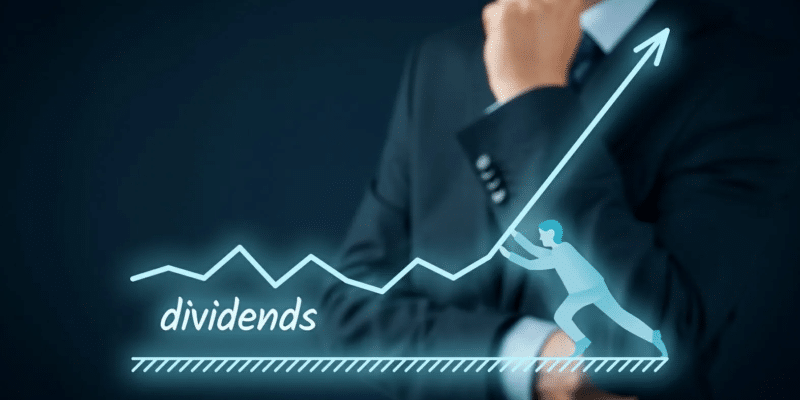 Growing of dividends