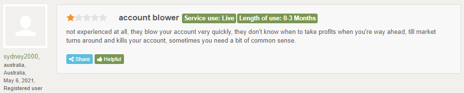 Customer feedback on FPA