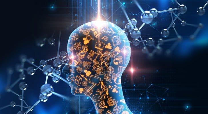 visual concept of AI