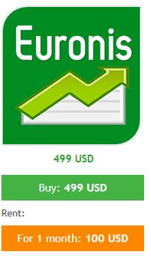 Euronis Scalper's pricing plans