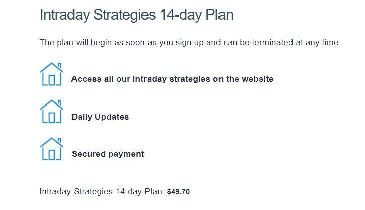 Pricing plan of DDMarkets